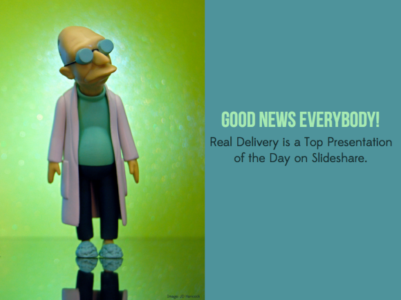 real delivery slideshare.001